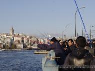 Barrio de Eminönü en Estambul