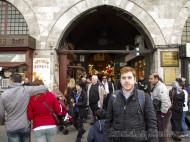 Bazar de las especias o Egipcio en Estambul