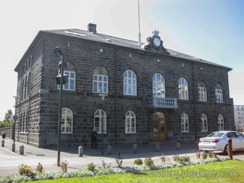 Althingi - Parlamento Islandés