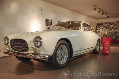Ferrari 250 GT Coupé en Museo Ferrari