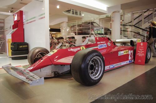 Ferrari F1 126 C