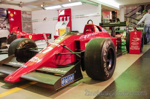 Ferrari F1 89
