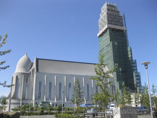 Hallgrímskirkja - Iglesia de Hallgrímur