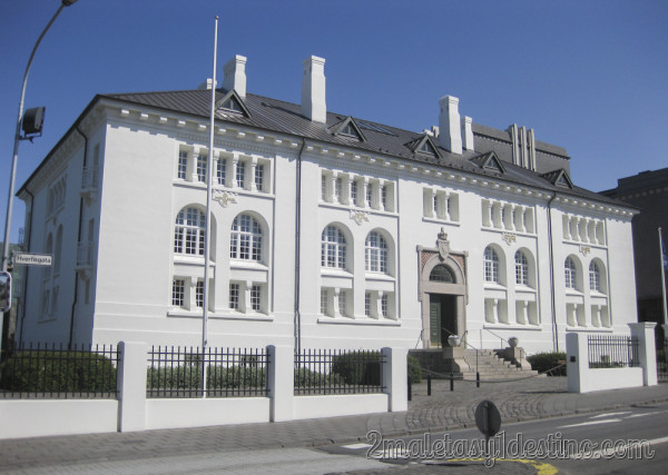 La Casa de la Cultura - Centro Nacional del Patrimonio Cultural Islandia