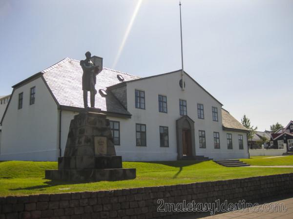 Stjórnarráðið - Consejo de Ministros de Islandia