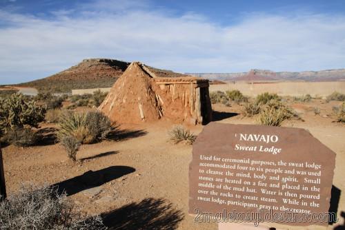 Casa de los Indios Navajos
