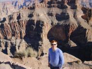 Eguino en el Gran Cañón (USA)