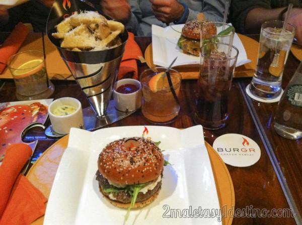 Euro Burger en Gordon Ramsey BurGR