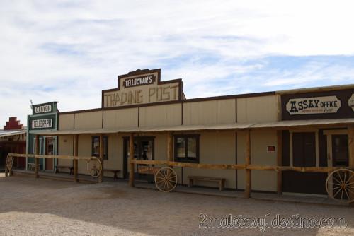 Pueblo del oeste - Hualapai Ranch