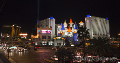 Excalibur Hotel Casino y Mandalay Bay