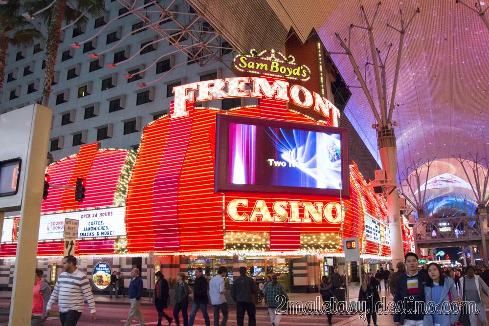 Fremont Casino Las Vegas