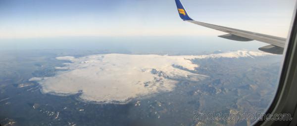 Glaciares del Parque Nacional Reykjanesfólkvangur en Islandia