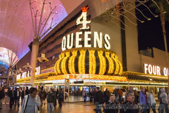Hotel 4 Queens - Fremont