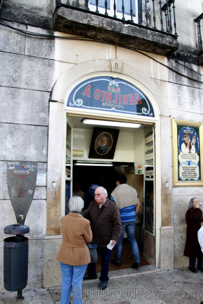Lisboa - A Ginjinha