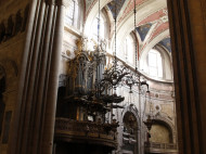 Lisboa - Catedral de Santa María - interior