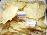 Lisboa - Dulces típicos - Coscoroes