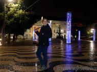 Lisboa - Fotografía Plaza del Rossio