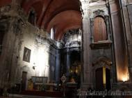 Lisboa - Iglesia quemada - Iglesia de Santo Domingo - altar