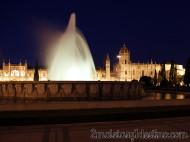 Lisboa - Jardines del Monasterio de los Jerónimos