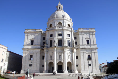 Lisboa - Panteón Nacional