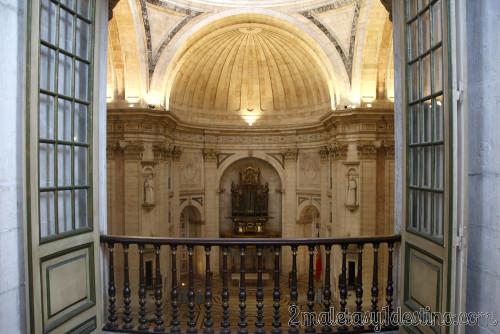 Lisboa - Panteón Nacional - interior