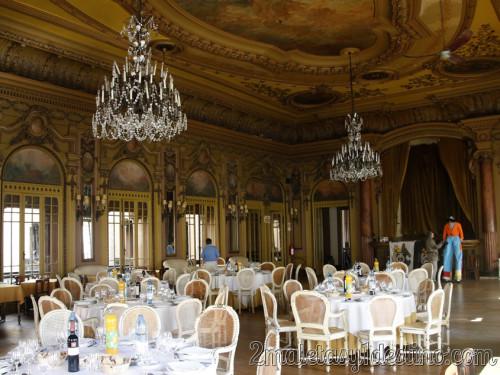Lisboa - Restaurante Casa do Alentejo - Comedor principal