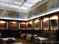 Lisboa - Restaurante Casa do Alentejo - comedor