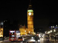 Londres - Bus nocturno Big Ben - 2maletasy1destino