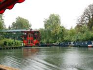 Londres - Crucero por Little Venice - Pagoda