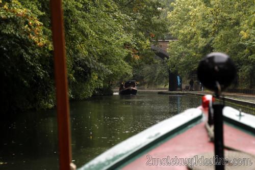 Londres - Crucero por Little Venice - canales