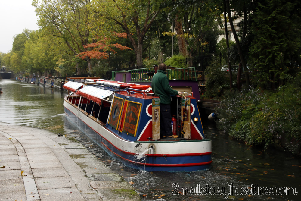 Londres - Crucero por Little Venice