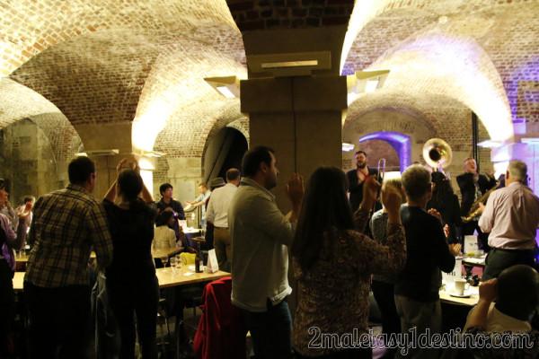 Londres - Jazz en St Martins in the Field - 2maletasy1destino