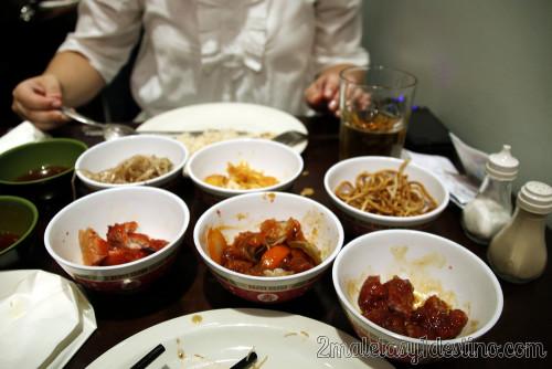 Londres - Restaurante China Town - 2maletasy1destino - 2
