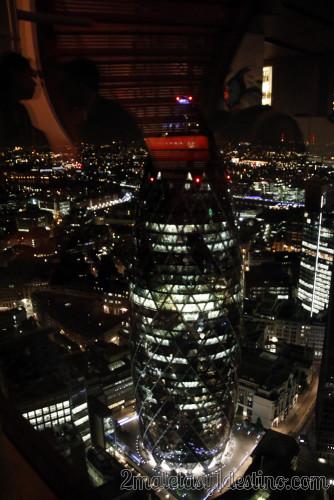 Londres - Shushisamba The Gherkin - 2maletasy1destino