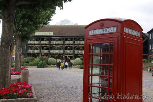 Londres - Shushisamba vistas