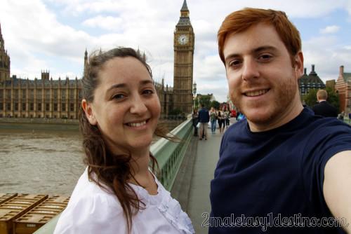 Londres - Vanina y Eguino - 2maletasy1destino