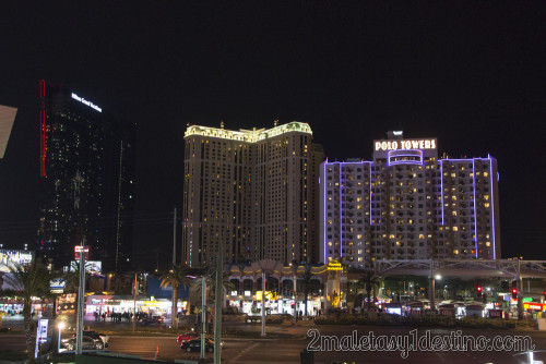 Polo Towers y Hilton Grand Vacations Suites