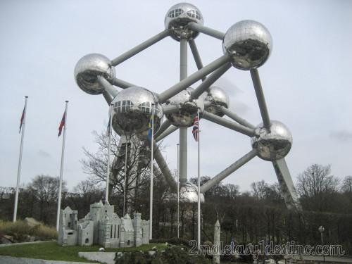 Atomium - Mini Europe
