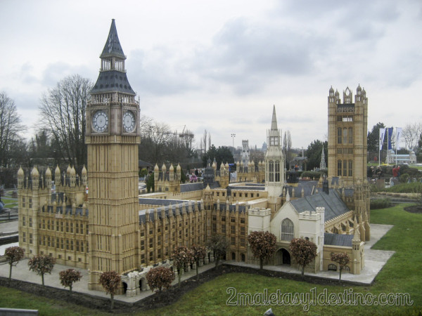 Big Ben (Londres) - Mini Europe