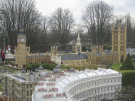 Big Ben y Picadilly - Mini Europe