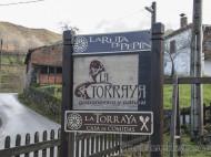 Cartel La Torraya