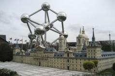 Catedral de Santiago y Atomium - Mini Europe
