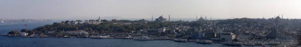Cuerno de Oro - Estambul