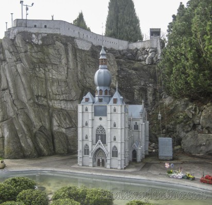 Dinant y río Mosa - Mini Europe