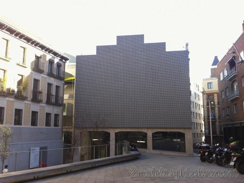 Edificio Medialab-Prado Madrid