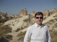 Eguino y la Roca del Camello - Turquía
