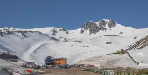 Estación Invernal de San Isidro