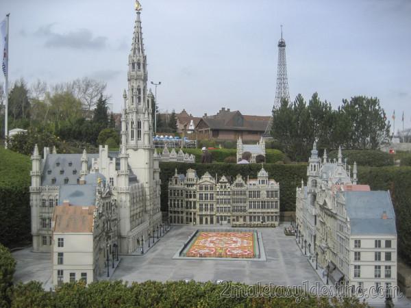 Grand Place - Mini Europe