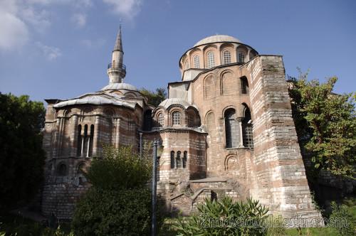 Iglesia de San Salvador de Chora - Estambul