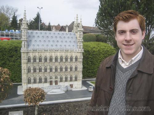 Leuven - Mini Europe